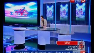 منير حسن وكيل اللاعبين يكشف حقيقة انتقال