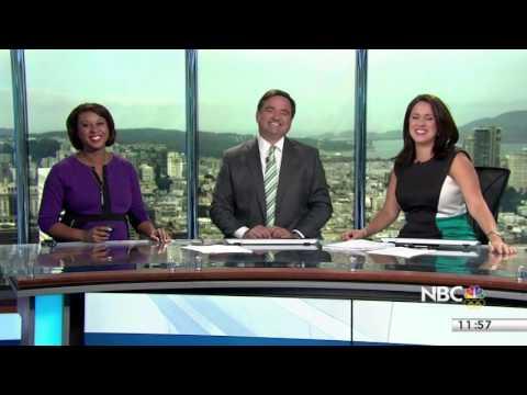 KNTV NBC Bay Area News at 11am 2016 Close