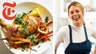 Alison Roman's Chicken Confit | NYT Cooking