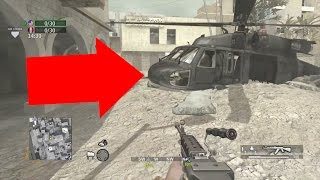 Call of Duty 4 PRE-ALPHA Multiplayer Gameplay! Cut Maps and Early Builds MUST WATCH!
