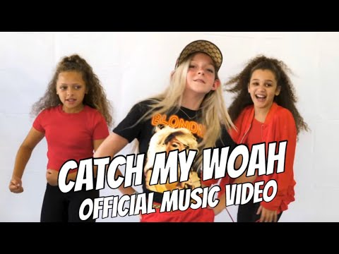 Catch My Woah - Sarah Dorothy Little (Official Music Video)