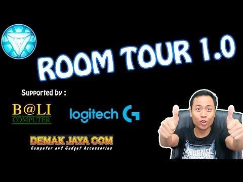CakCop's Gaming RoomTour 2017