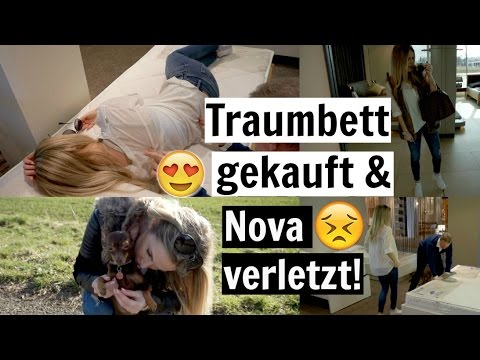 traumbett gekauft nova verletzt join my life 13 theuniquecarina youtube. Black Bedroom Furniture Sets. Home Design Ideas