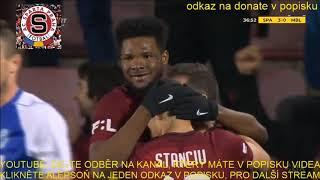AC Sparta Praha - FK Mladá Boleslav 4:1 /SESTŘIH/