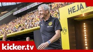 Aufbruchstimmung beim BVB - Petric rät zu Stürmer-Neuzugang   kicker.tv