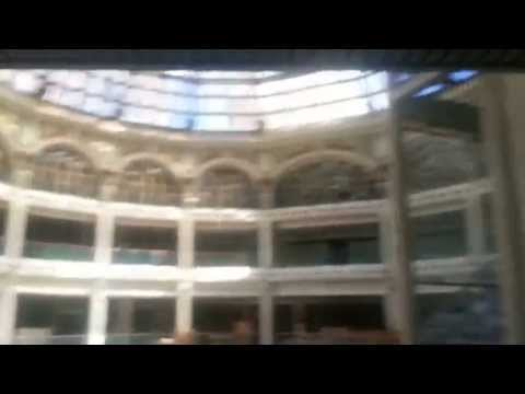 A Look Inside the Downtown Dayton, Ohio Arcade (A Decaying Historical Landmark)