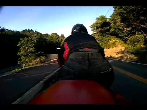 MV Agusta F4 On Borad Camera Rear Cowl (倍速処理)