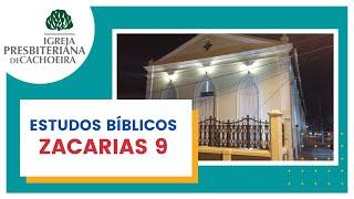 Zacarias 9 - Deus salva e protege seu povo