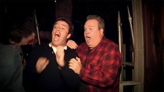 www.idyoutube.xyz-Andy Goes to a Haunted House with Eric Stonestreet