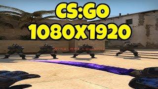 1080x1920 czyli JAK GRAĆ na NAJGORSZEJ rozdzielczości w CS:GO?
