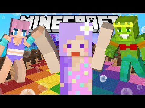 WE BUILD SOMETHING MAGICAL in Minecraft Deep End w/ Smallishbean & Ldshadowlady
