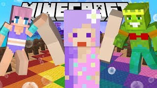 WE BUILD SOMETHING MAGICAL in Minecraft Deep End w/ Smallishbean & Ldshadowlady