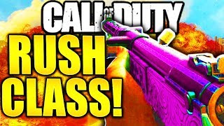 *NEW* BEST RUSHING CLASS AFTER PATCH 2018! CALL OF DUTY WW2 BEST RUSH CLASS SETUP COD WW2!