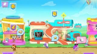 Littlest Pet Shop! Счастливые питомцы! Серия 11! Игра Магазин домашних животных