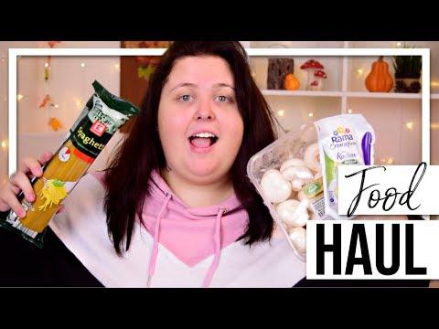 120€ FOOD HAUL🍠🥦 | Kaufland | Oktober 2018 | Vanessa Nicole