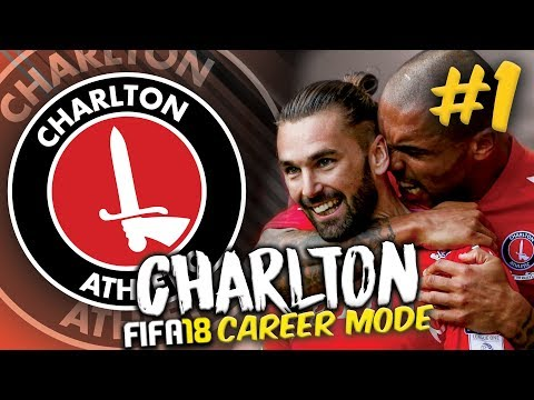 FIFA 18 CHARLTON CAREER MODE EP 1 | JOSH MAGENNIS IS ON FIRE