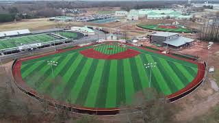 T.L. Hanna High School: Baseball & Softball Field Upgrades ...