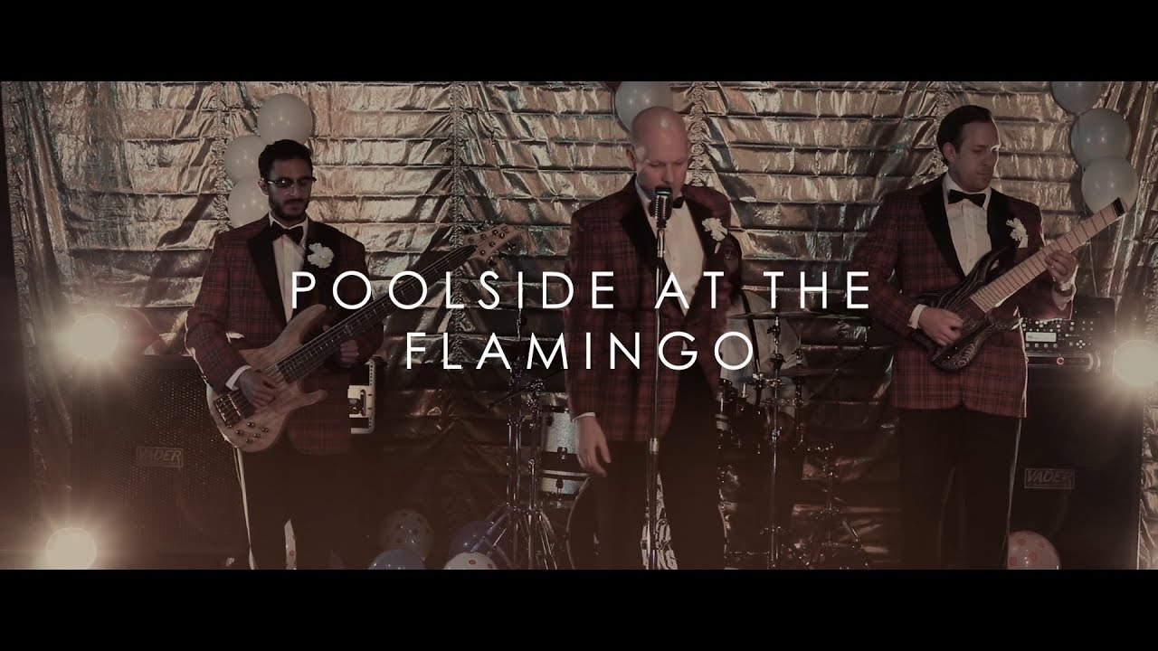 POOLSIDE AT THE FLAMINGO - SHE WALKS THE WOODS [OFFICIAL MUSIC VIDEO]  (2019) SW EXCLUSIVE