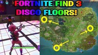 Fortnite Dance On Different Dance Floors Dance Floor Locations