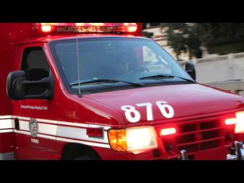 LAFD Emergency Medical Response Systems 'Not Right Fit' for L.A.