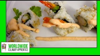 Inside Out Sushi Roll Spicy Sauce - Light & Healthy Spicy Dipping Sauce