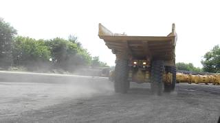Cat 773F Off Road Dump Truck