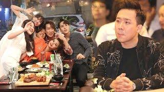 Trấn Thành khô'n kh,ổ vì sự cuô`ng nhiệt của Anh em nhà Hari Won - TIN TỨC 24H TV