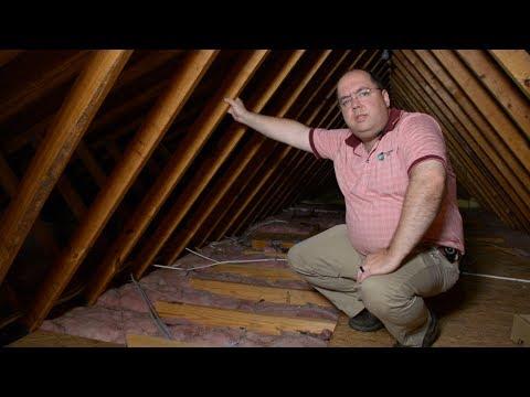 Summer Energy Saving Tips - Attic Insulation