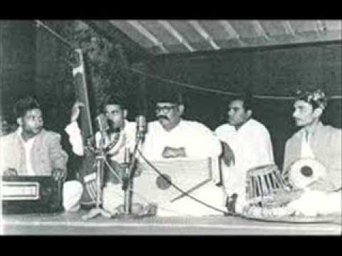 Ustad Bade Ghulam Ali Khan - Raga Malkauns # 6, Tabla Ustad Keramatulla Khan, Jnan Babu's Collection