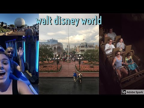 Disney World February 2017 - GoPro | Caroline Amato