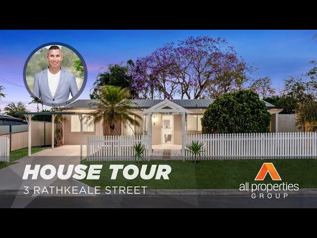 HOUSE TOUR | 3 Rathkeale Street, Crestmead | Chris Gilmour