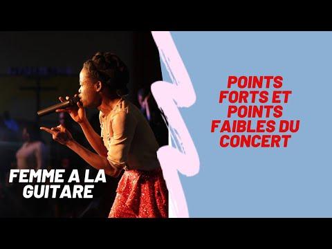 Femme A La Guitare |Je Vivrai 25th Birthday Concert Celebration: REVIEW