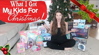 What I Got My Kids for Christmas 2019! 3 Kids Boy and Girls! ...Still Spoiled Rotten.