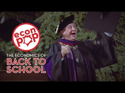 EconPop - The Economics of Back To School