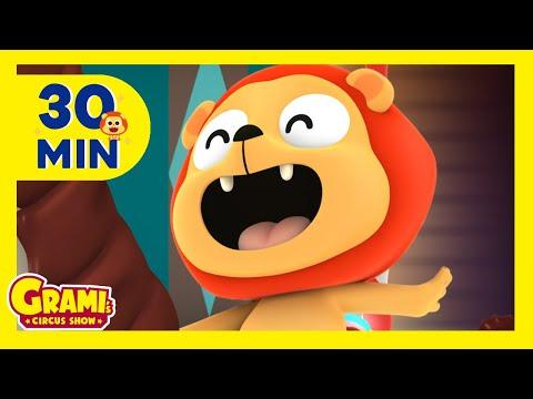 [Grami's Circus Show] 30min Vinge Watching! L Animation