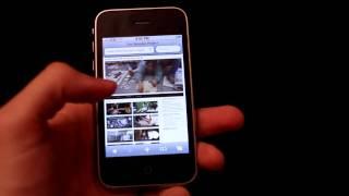 Смотреть видео тормозит iphone 3g