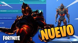 *REVEALED* SEASON SECRET SKIN 8 *RUINA / RUIN* - Showcase FORTNITE