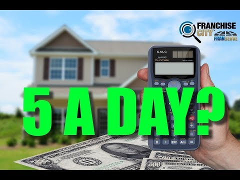 Home Inspection Franchises - $409,000.00 A Year?