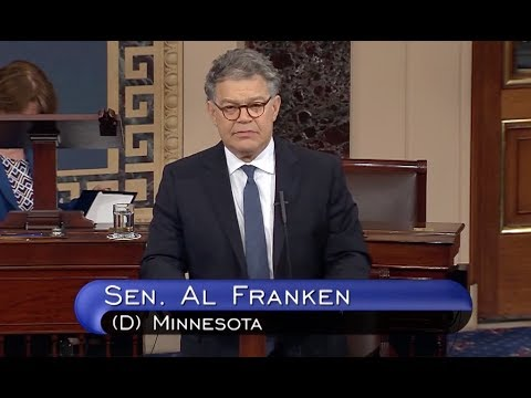 "Franken: GOP Trying To ""Rip Apart Our Health Care System"" - Full Speech"