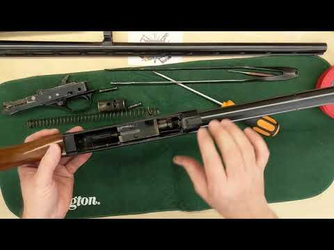 Winchester 1400 MKII Disassembly