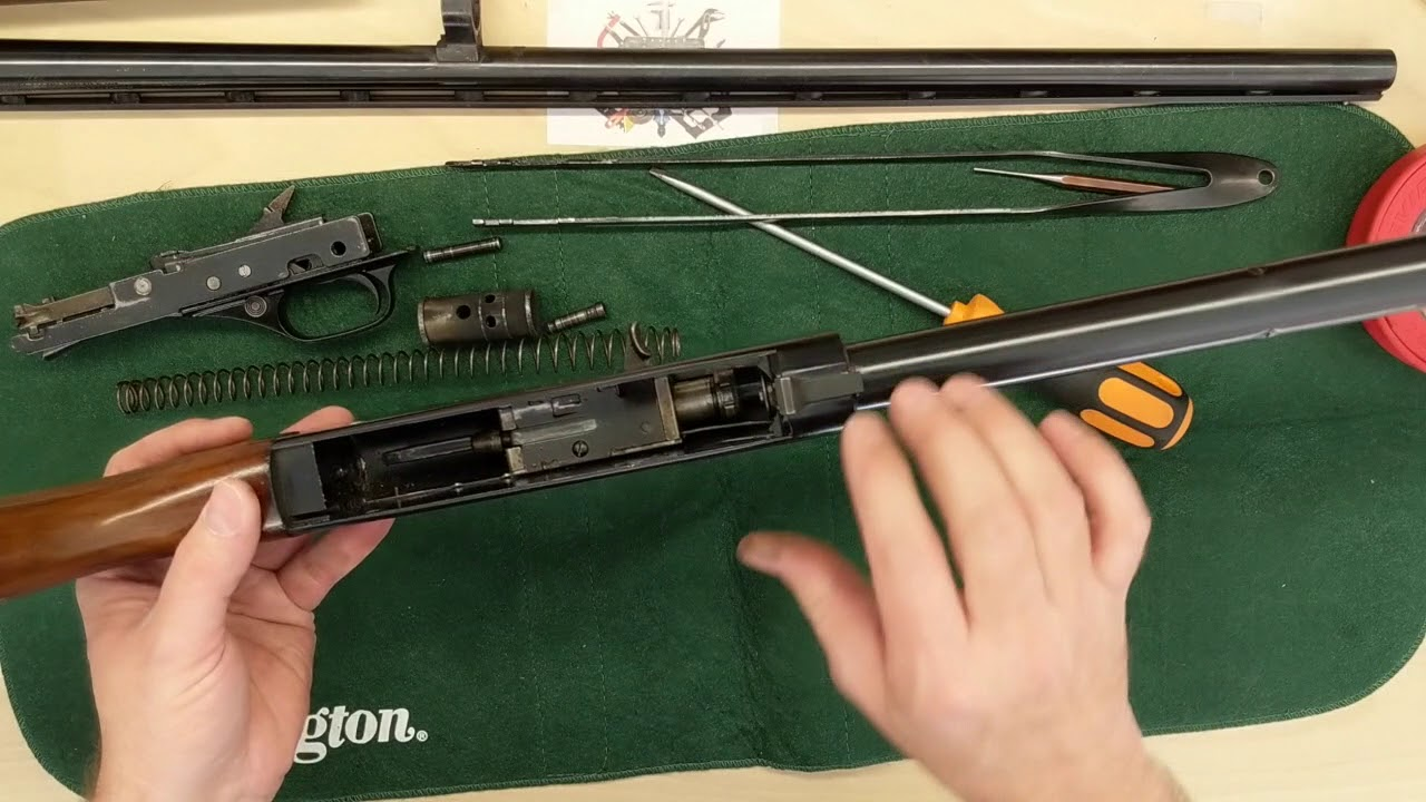 Winchester 1400 Mkii Schematic Manual Of Wiring Diagram Br2020b100 Disassembly Youtube Rh Com Mk2