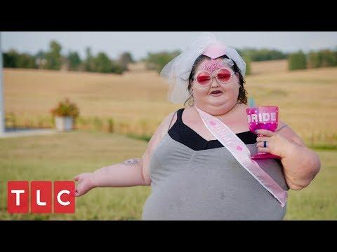 Amy's Bachelorette Party! | 1000-lb Sisters