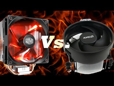 Hyper 212 Vs Wraith Spire : Temperature Difference | by Tech AtoZ