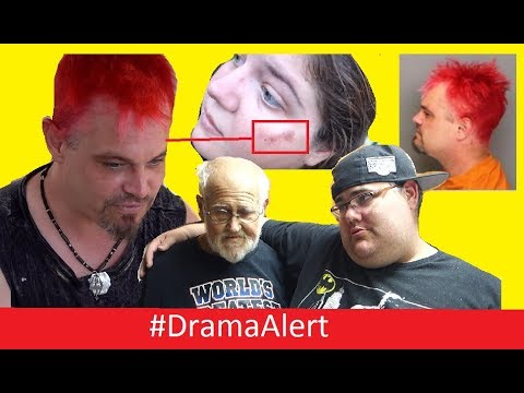 Charlie Chill Interview! #DramaAlert Angry Grandpa / KidBehindACamera - ( R4PE ALLEGATIONs)