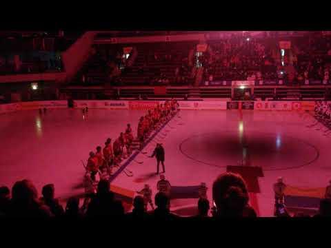 Klaipeda. 2017.11.10.ledo ritulys. Lietuva-Estija 7-2