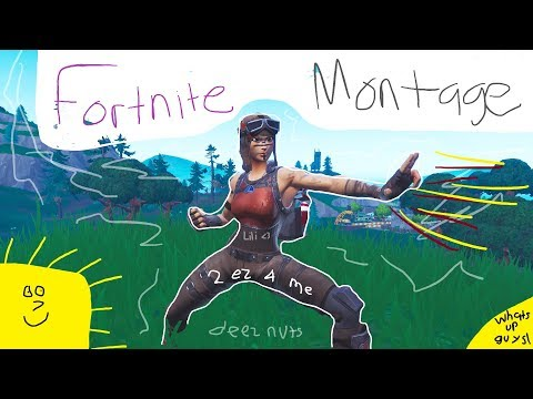 Parallel Gorb - All Those Friendly People (Fortnite Montage)