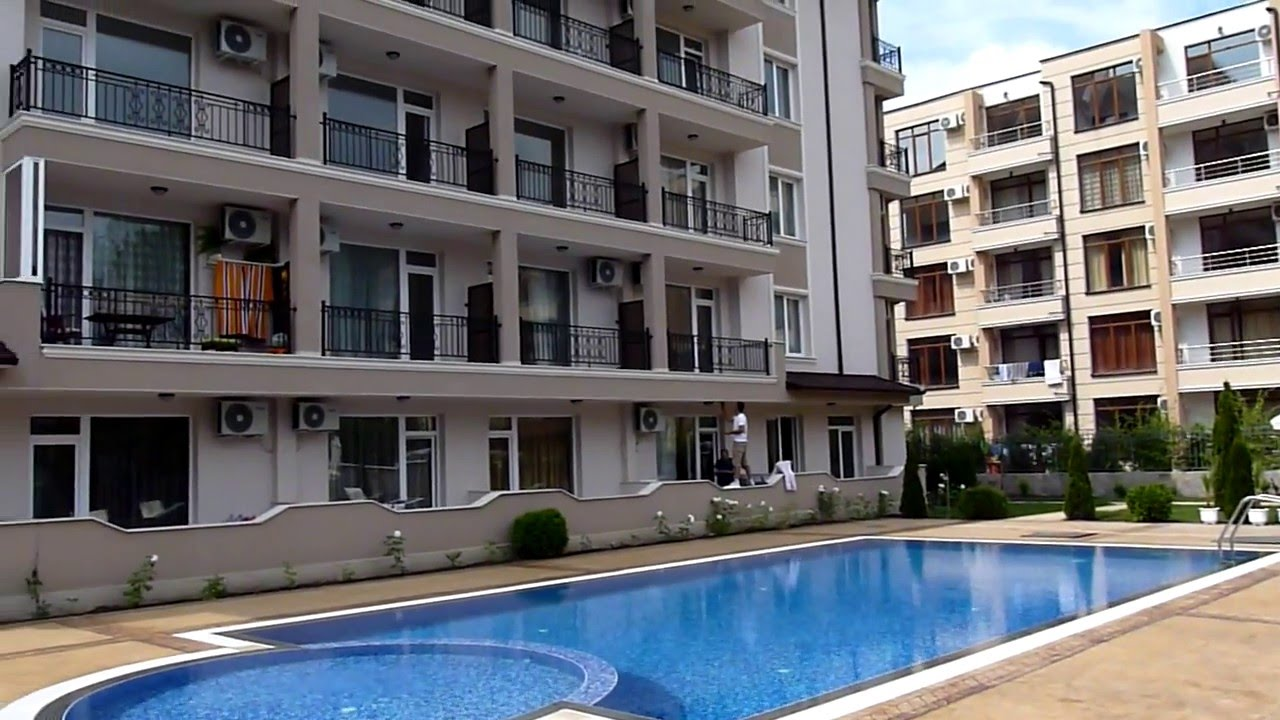 Купить недвижимость в Болгарии - Sweet Homes 3 апартамент B 502 .