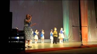 """Танец """"Синенький платочек"""""""