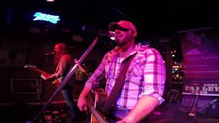 Cory Farley Band Live in Nashville TN @ Second Fiddle