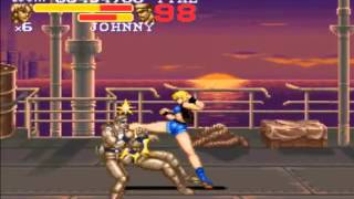 Final Fight - 3 (Lucia, Expert, No continue)
